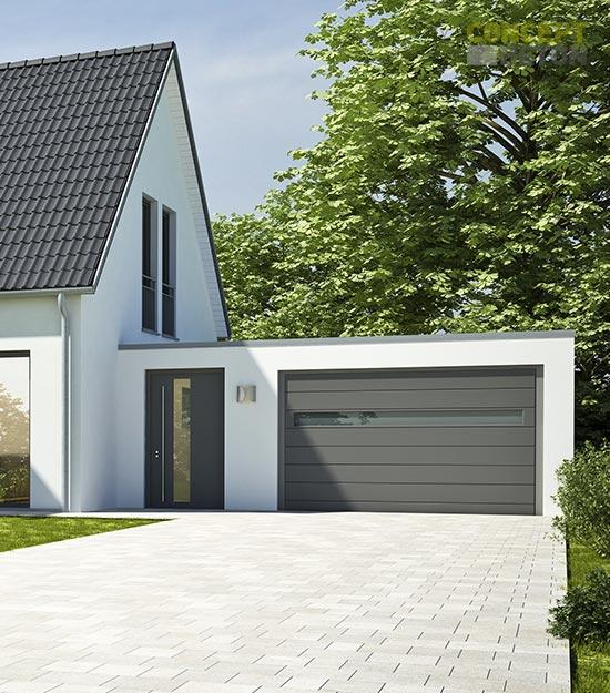 Hochqualitative Beton Fertiggaragen