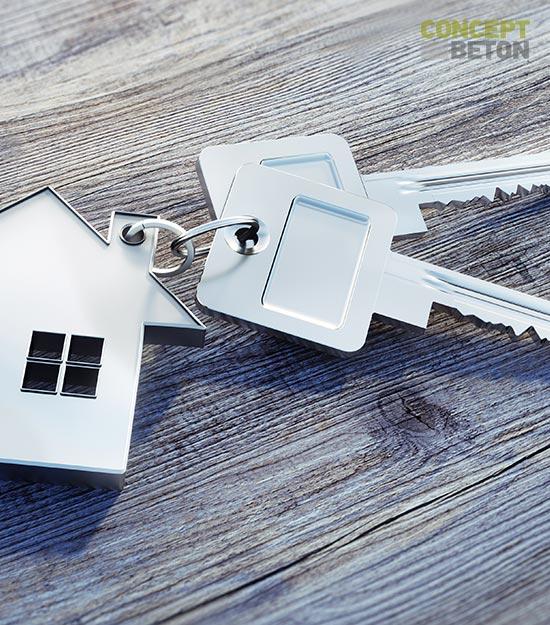 Schlüsselfertige Garagen