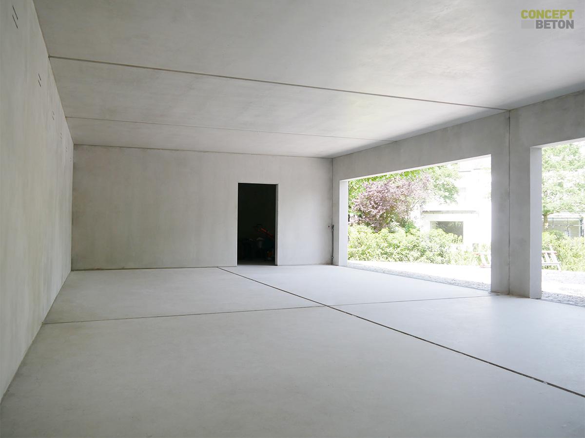 Fertiggaragen Nach Maß Individuelle Garagen Von Concept Beton