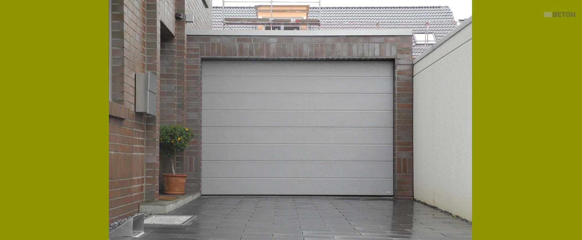Fertiggaragen Nach Mass Individuelle Garagen Von Concept Beton