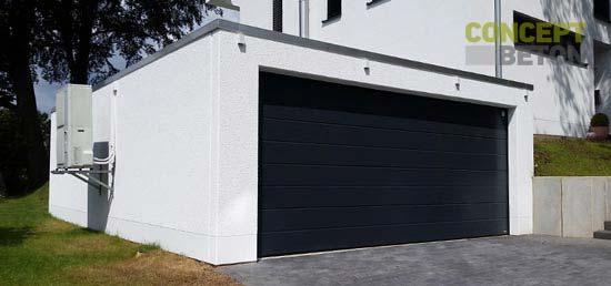 Garagen Ideen concept beton clevere ideen aus beton